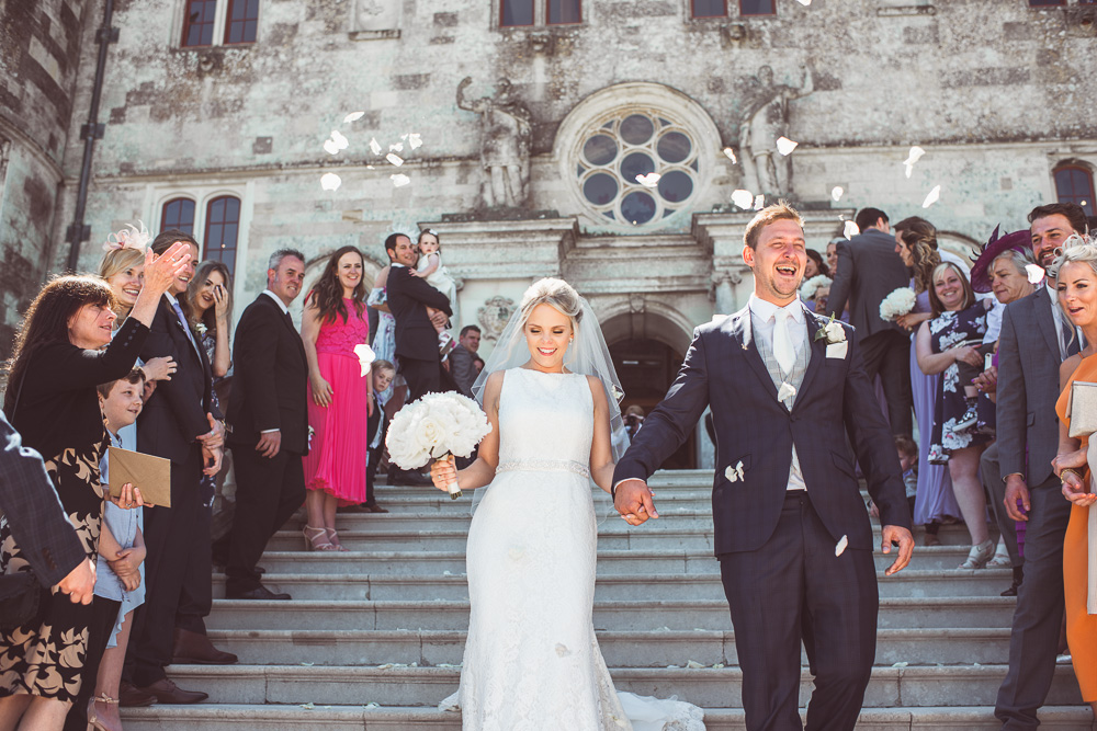 Lulworth castle wedding 0056
