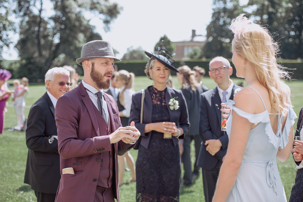 Lulworth castle wedding 0066