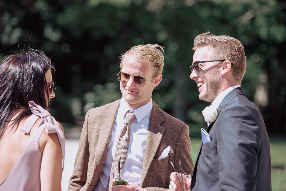 Lulworth castle wedding 0067