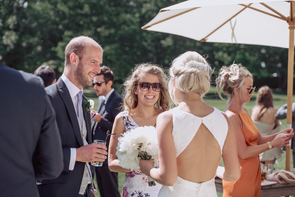 Lulworth castle wedding 0068