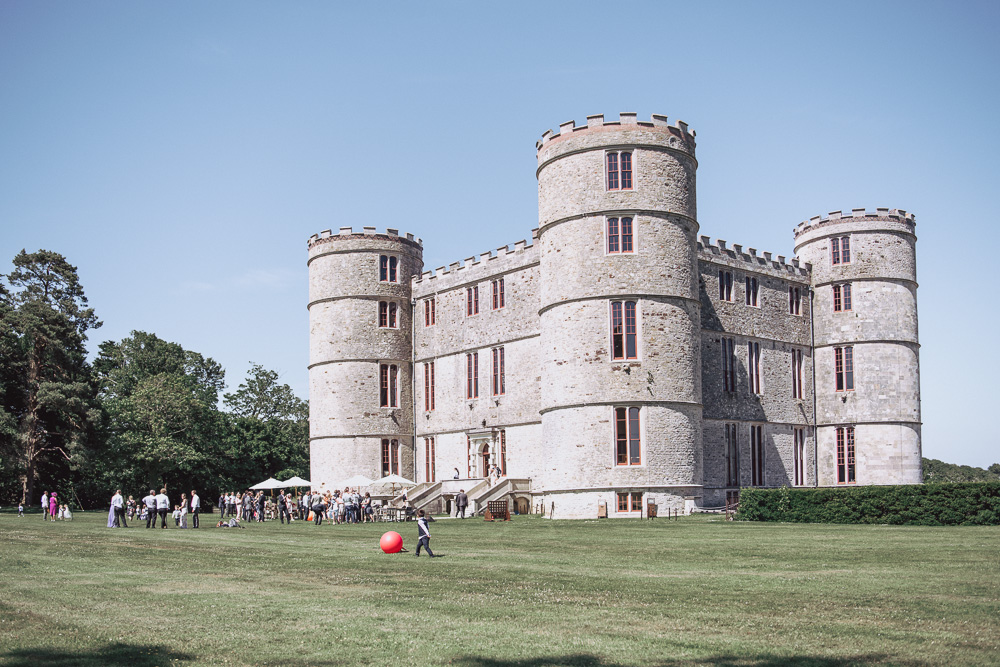 Lulworth castle wedding 0074