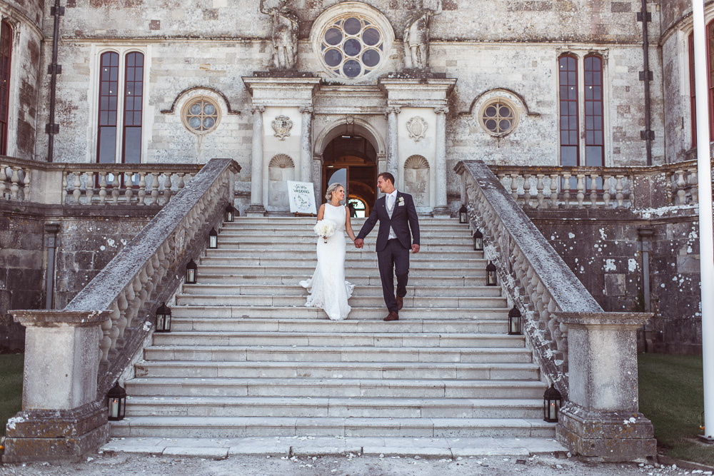 Lulworth castle wedding 0076