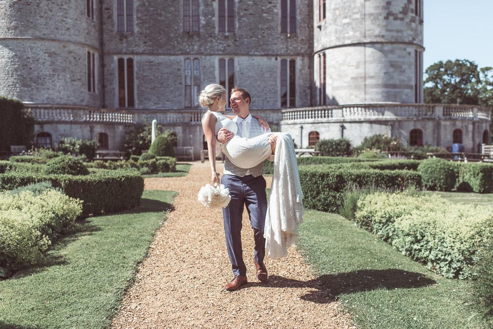 Lulworth castle wedding 0079
