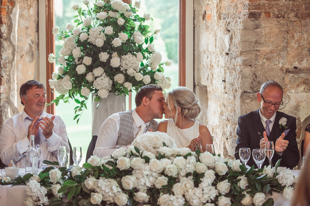 Lulworth castle wedding 0111