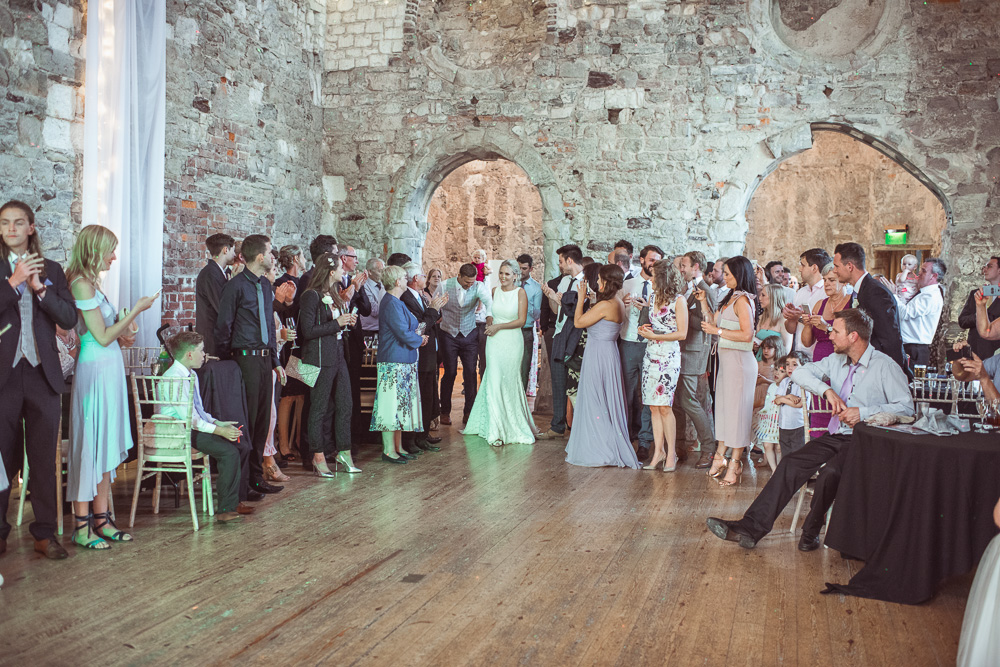 Lulworth castle wedding 0124