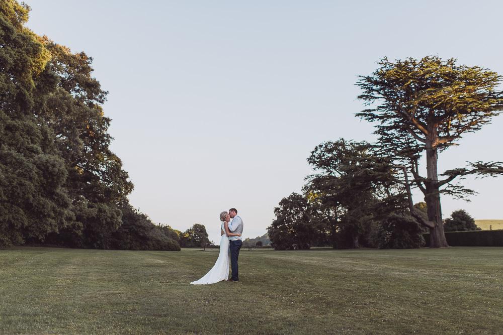 Lulworth castle wedding 0139