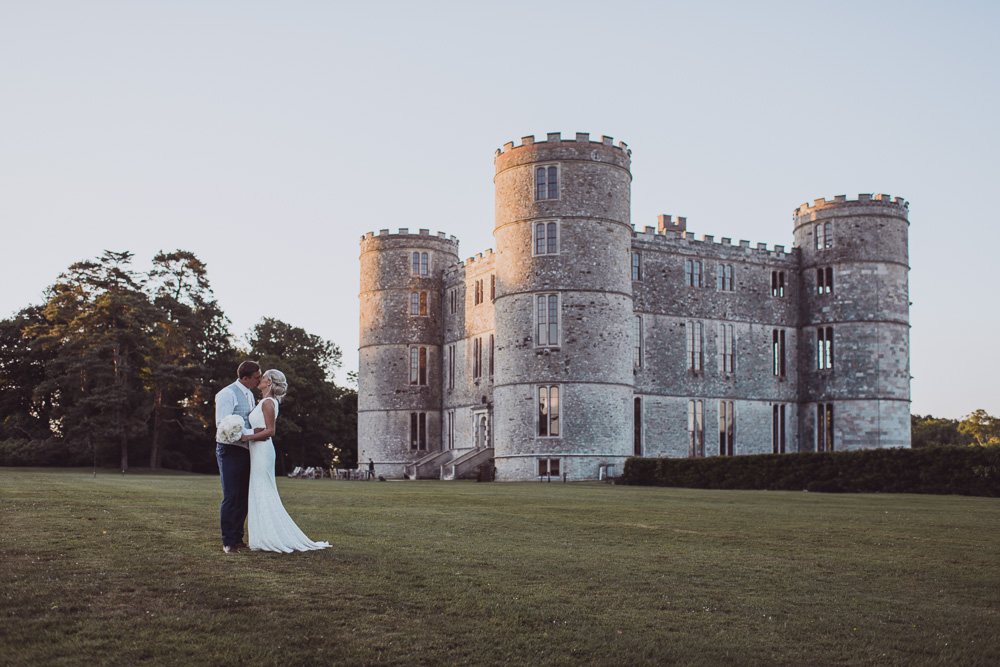 Lulworth castle wedding 0140