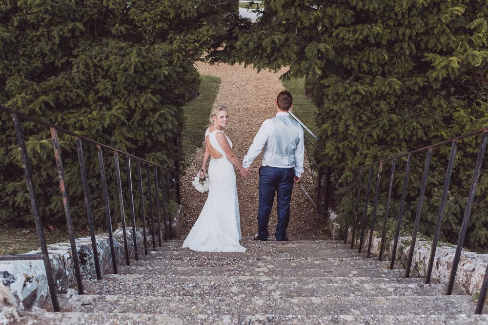 Lulworth castle wedding 0147