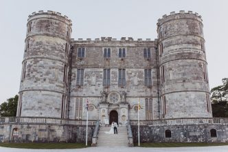 Lulworth castle wedding 0148