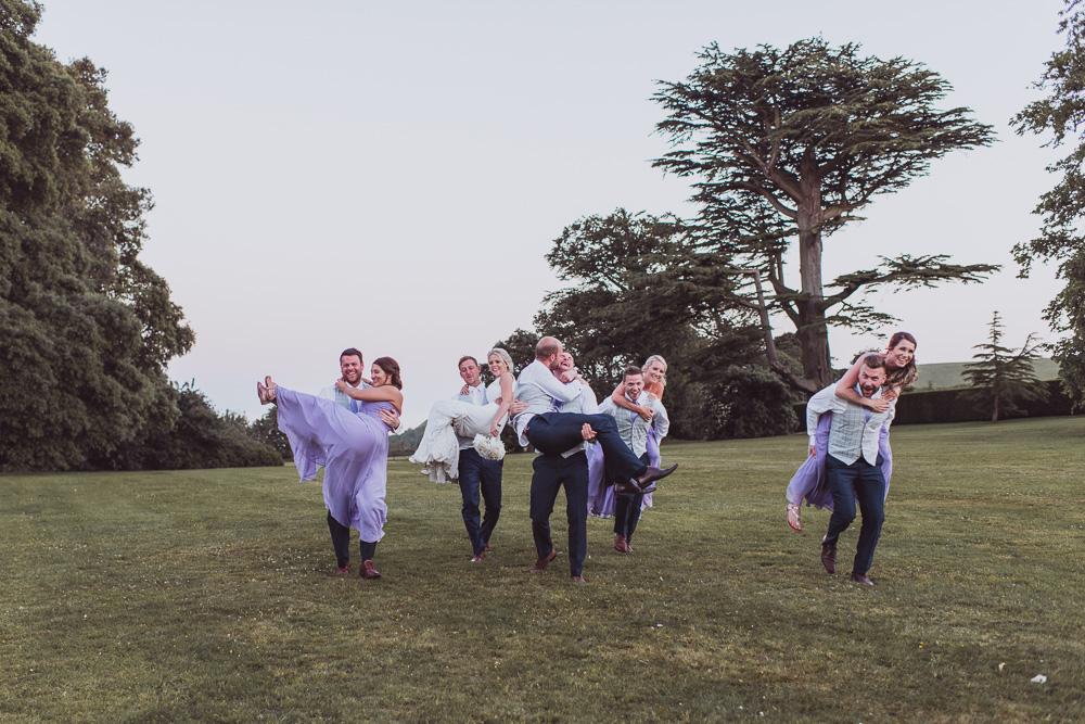 Lulworth castle wedding 0150