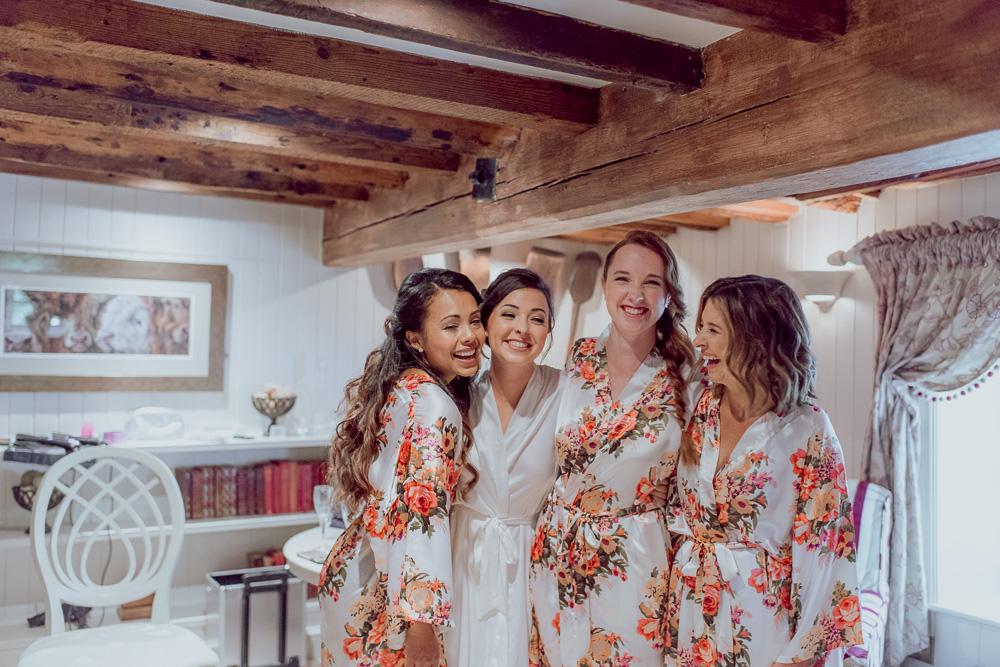 The Mill at Gordleton Wedding - 0030