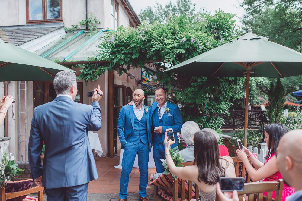 The Mill at Gordleton Wedding - 0051