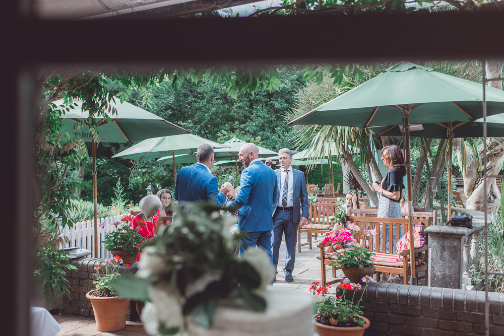The Mill at Gordleton Wedding - 0052