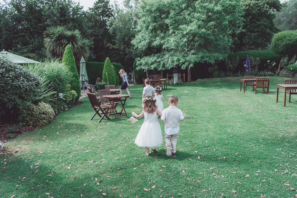The Mill at Gordleton Wedding - 0057