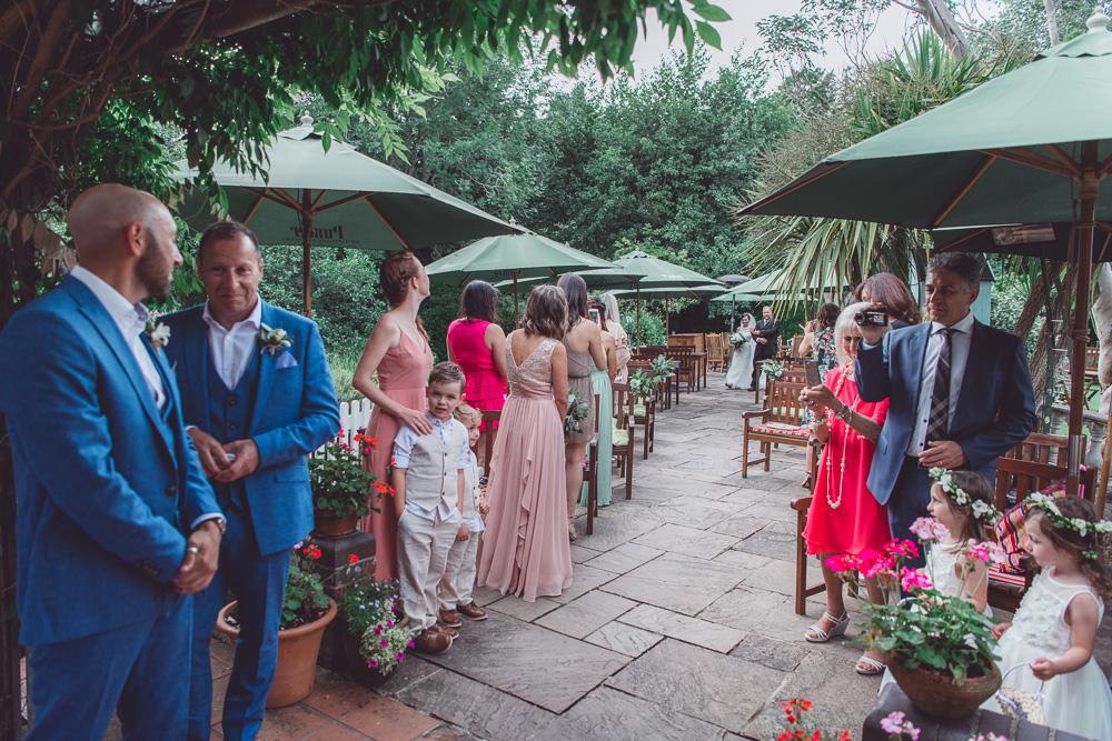 The Mill at Gordleton Wedding - 0061
