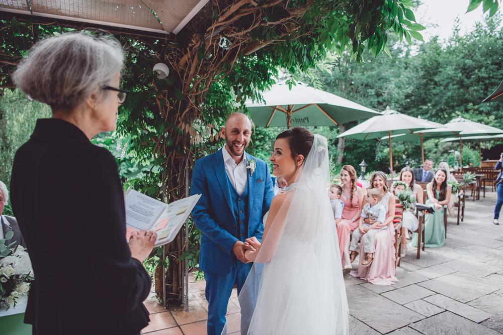 The Mill at Gordleton Wedding - 0072