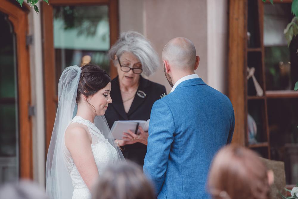 The Mill at Gordleton Wedding - 0074