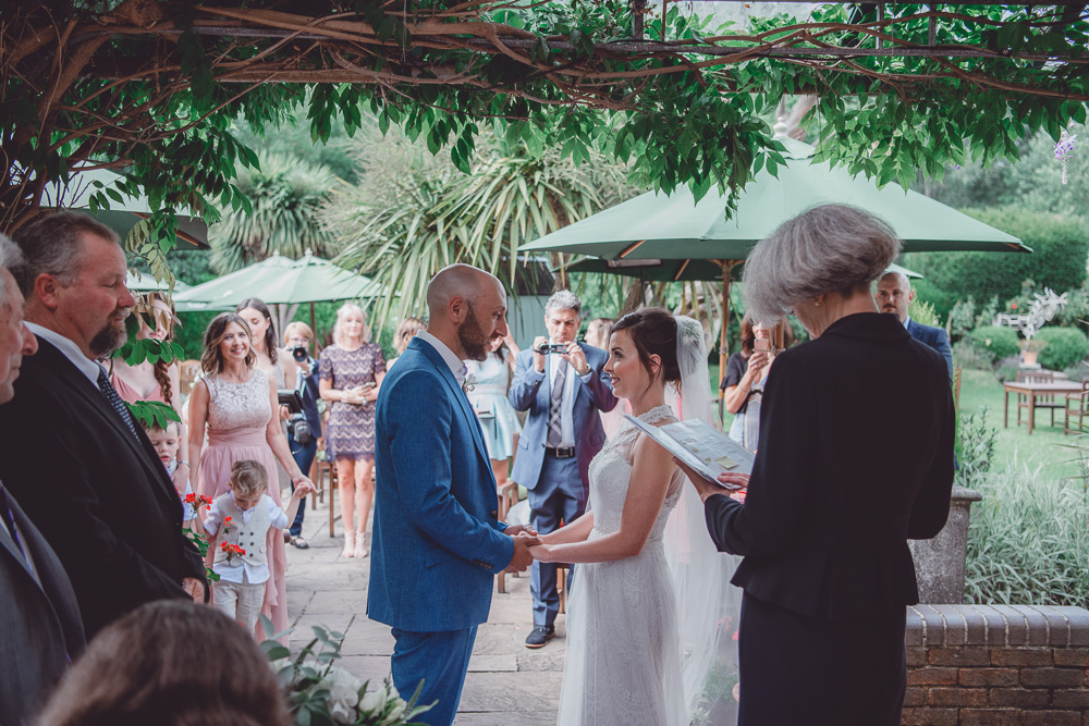 The Mill at Gordleton Wedding - 0078