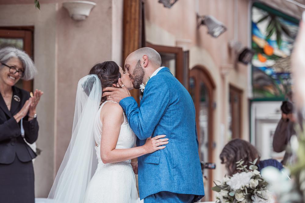 The Mill at Gordleton Wedding - 0094