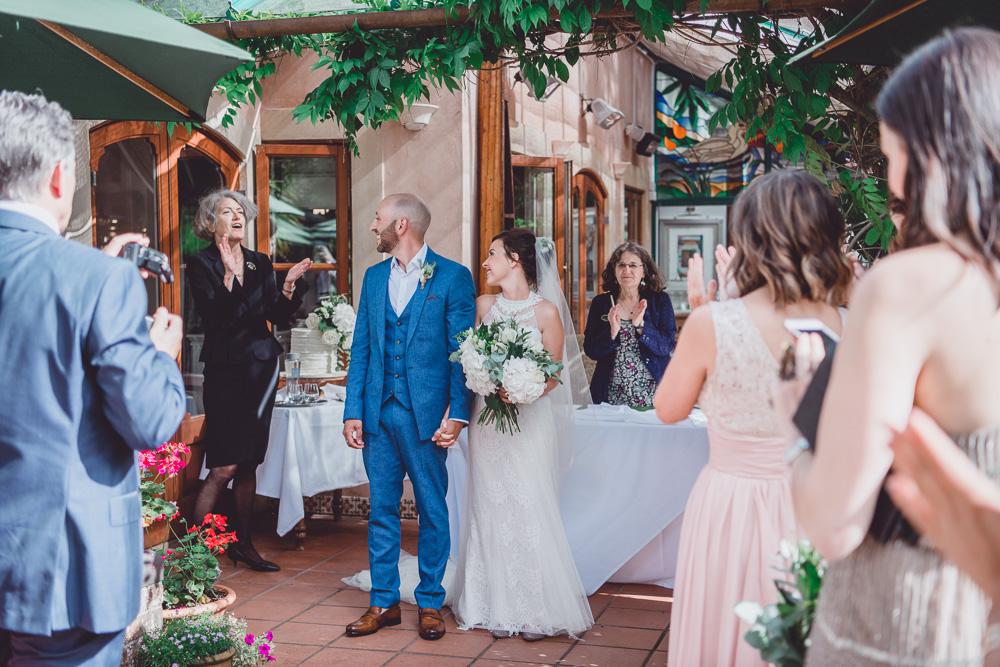 The Mill at Gordleton Wedding - 0110