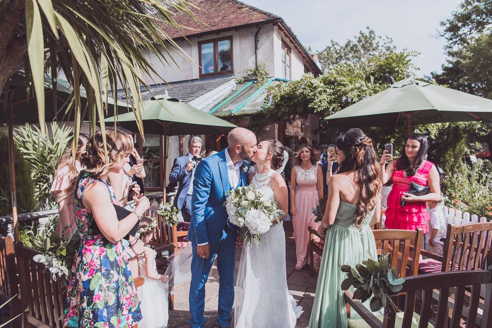 The Mill at Gordleton Wedding - 0111