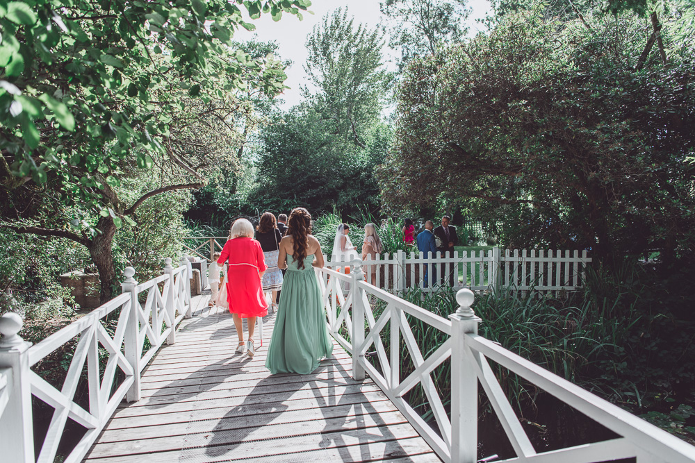 The Mill at Gordleton Wedding - 0115