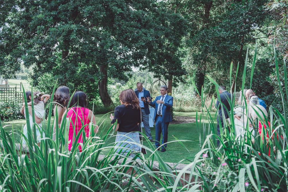 The Mill at Gordleton Wedding - 0116