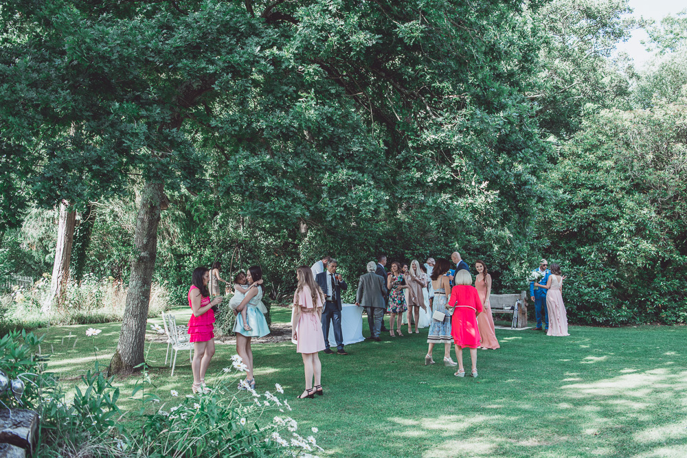 The Mill at Gordleton Wedding - 0120