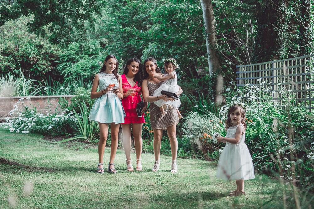 The Mill at Gordleton Wedding - 0124