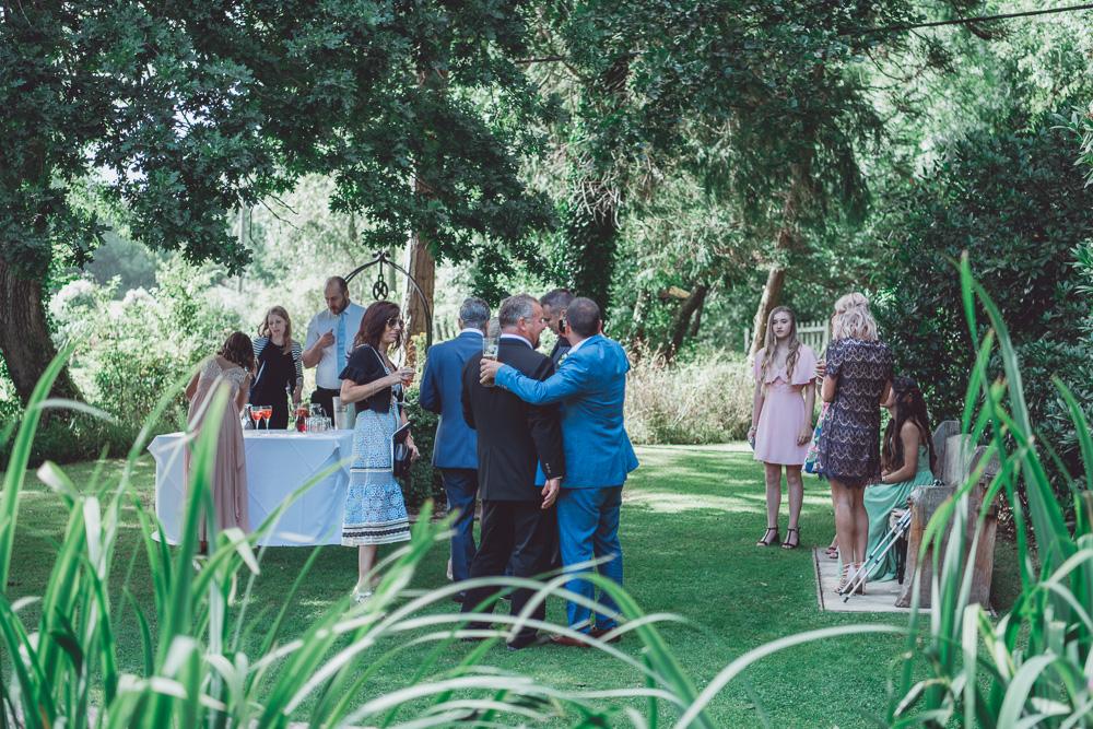 The Mill at Gordleton Wedding - 0126