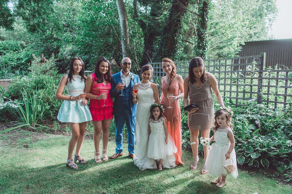 The Mill at Gordleton Wedding - 0127