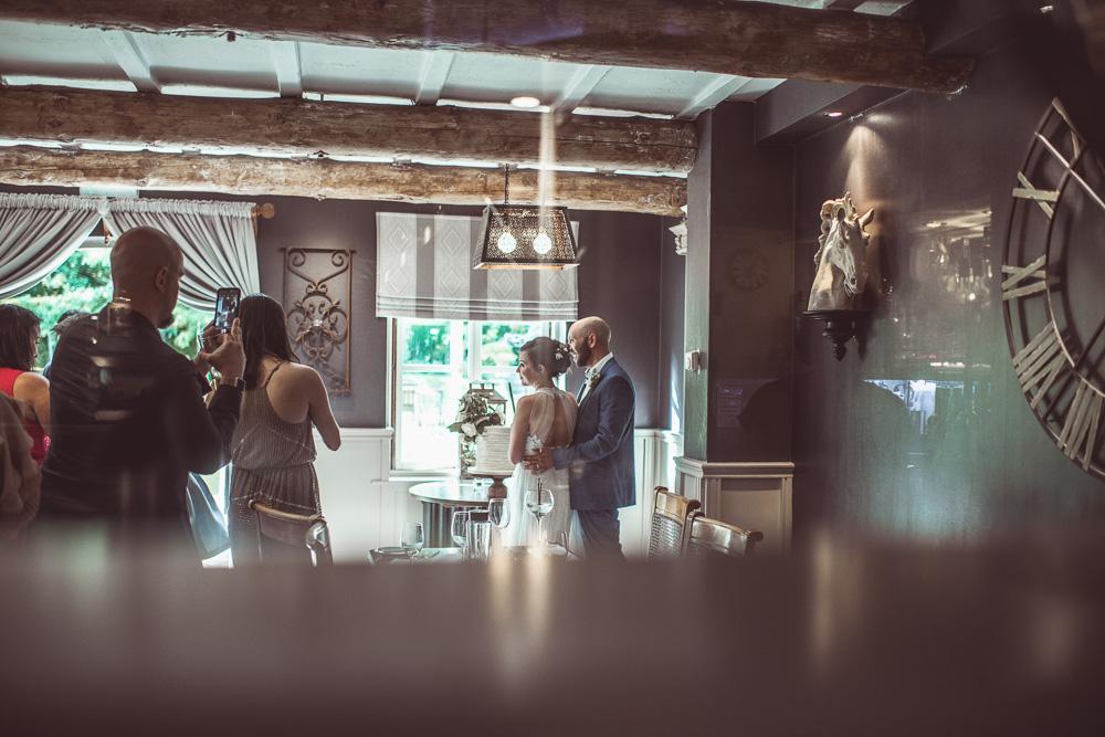The Mill at Gordleton Wedding - 0159