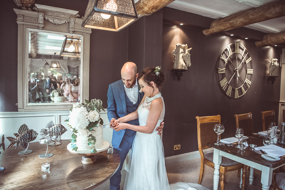 The Mill at Gordleton Wedding - 0163