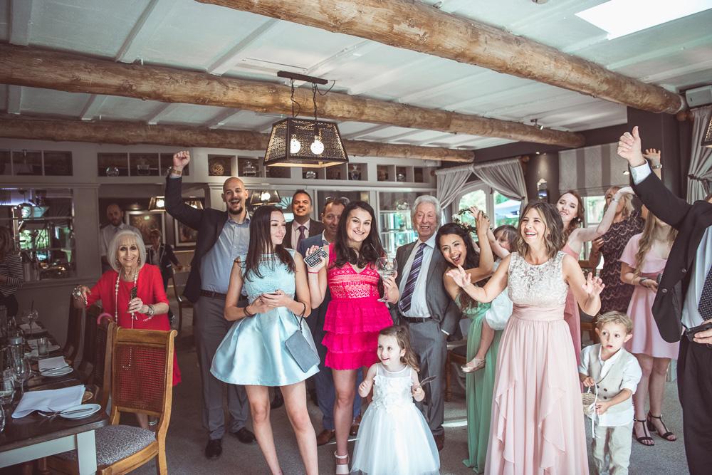The Mill at Gordleton Wedding - 0164