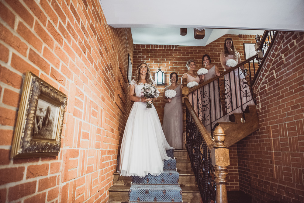 Lainston House Wedding - 0061