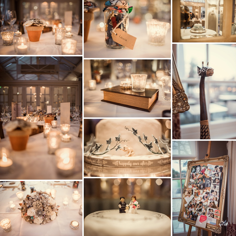 Chewton Glen wedding breakfast _0309