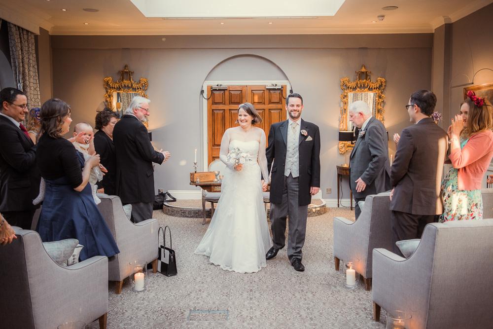 Chewton Glen wedding ceremony room -_DSC4399