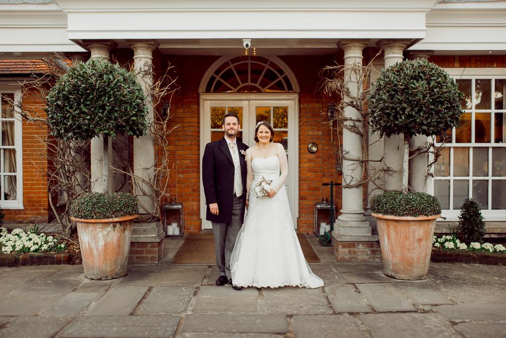 Chewton Glen Wedding Photographer -_DSC8401