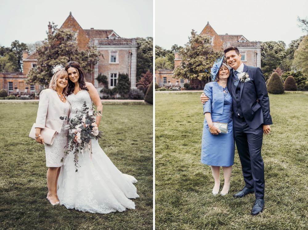 Deans Court Wimborne Wedding Photography_0315