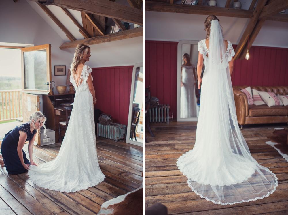 Dorset Natural Wedding Photography_0332