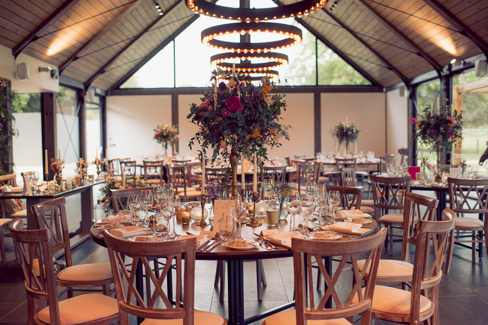 Syrencot wedding table layout