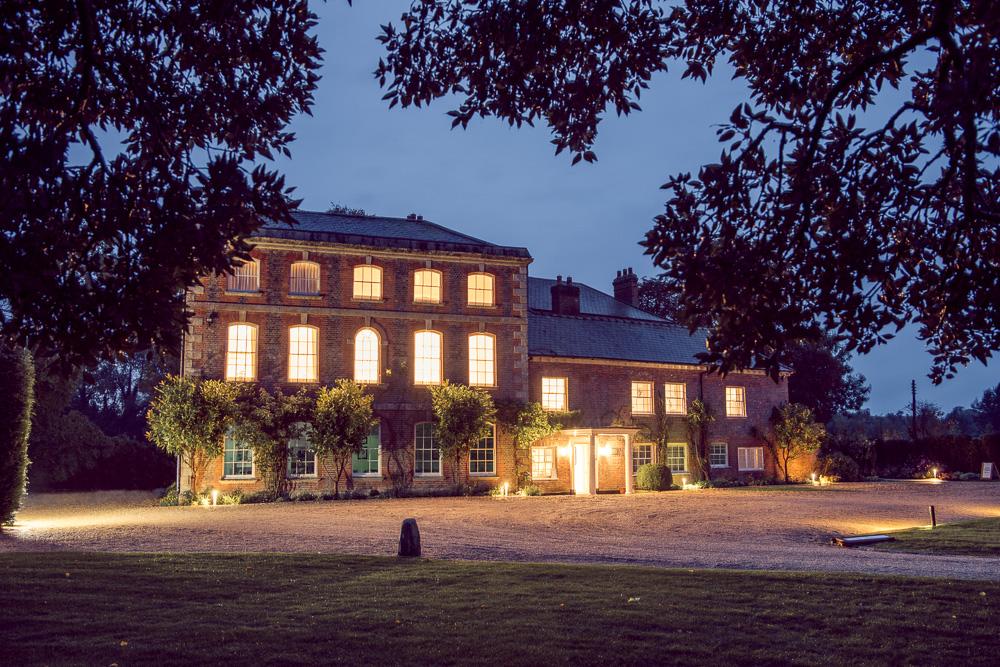 Syrencot House Wedding Venue Wiltshire