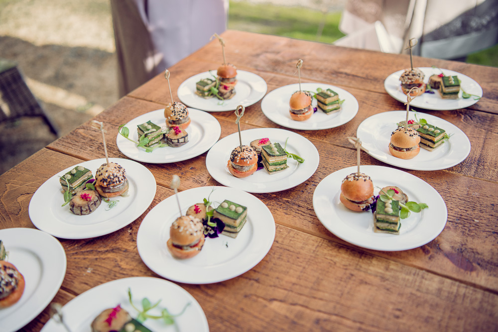 Plyewell Park wedding catering images