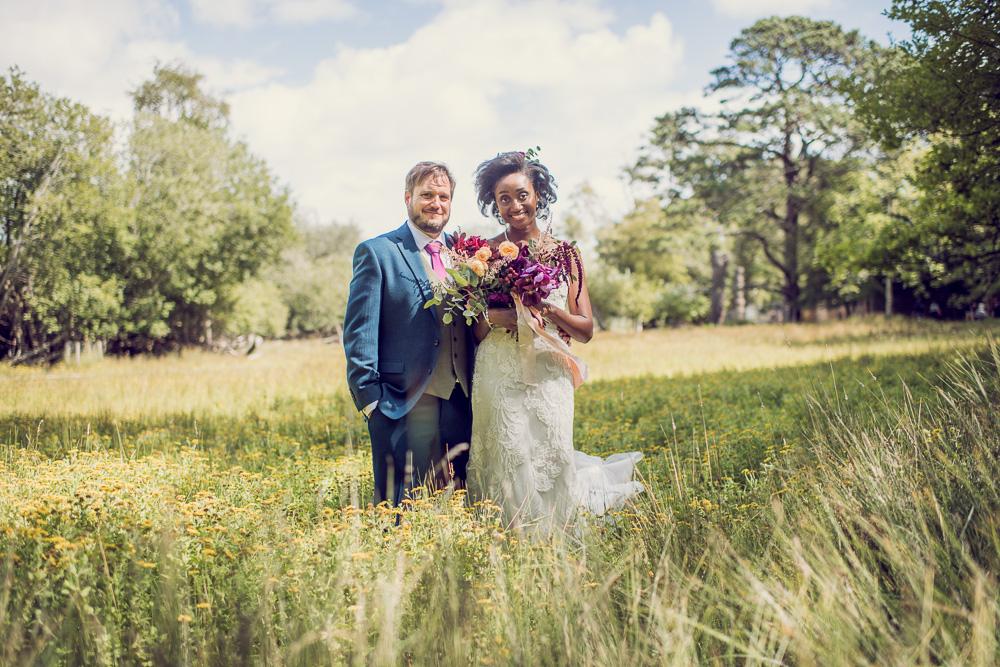 Brownsea island Wedding