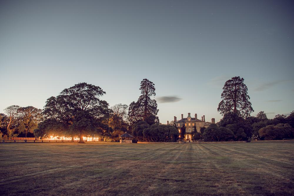 Plyewell Park wedding venue