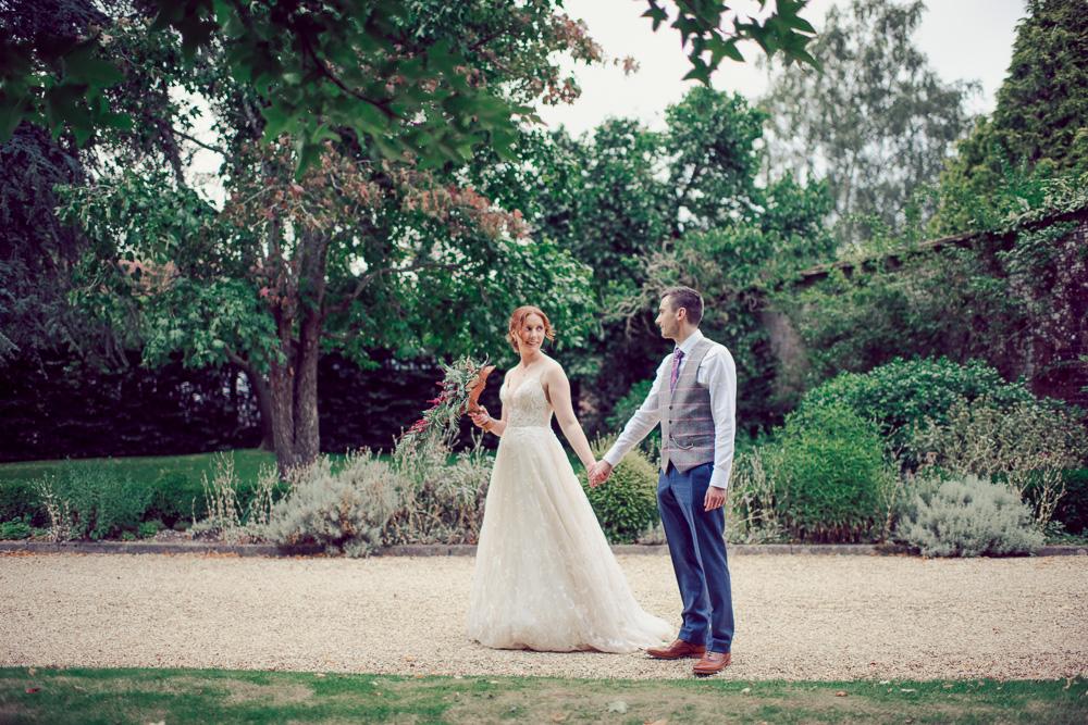 Wedding at Careysmanor Bride & Groom photography