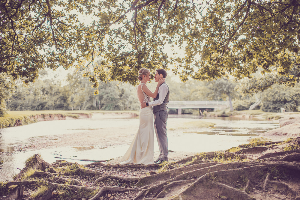 Balmer Lawn Bride and Groom Wedding Photography