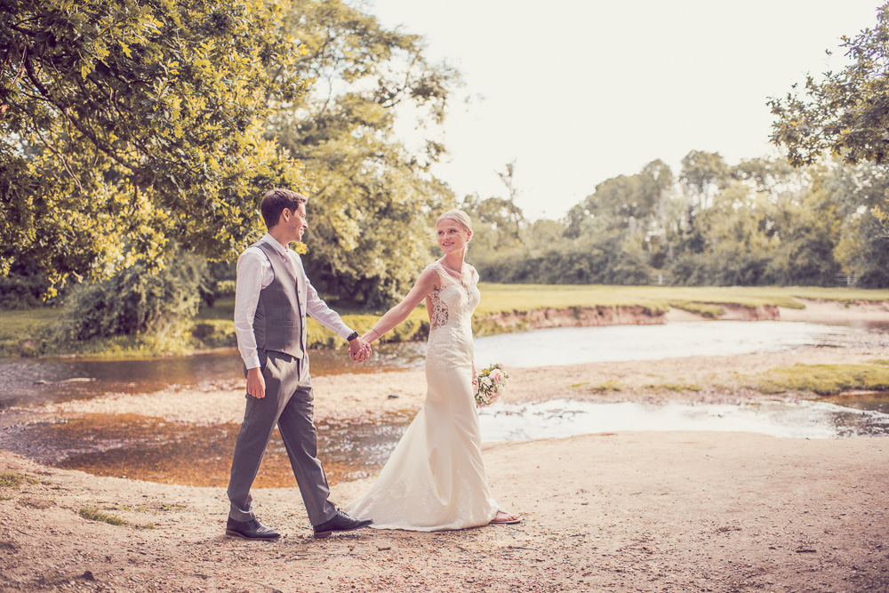Balmer Lawn New Forest Wedding Photography