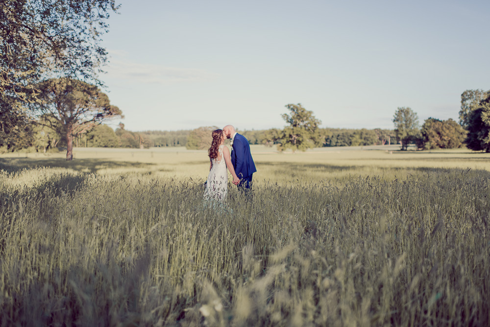 Bride & Groom Photography at St Giles House